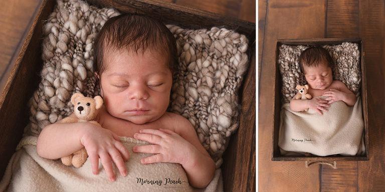 Tucson az newborn photography